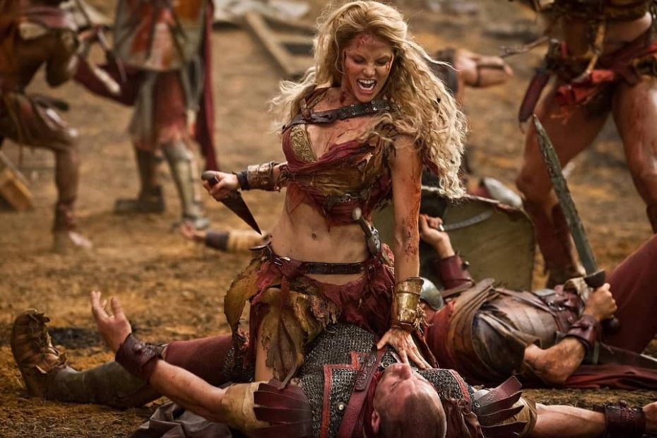 Best shows to binge watch on Netflix Spartacus