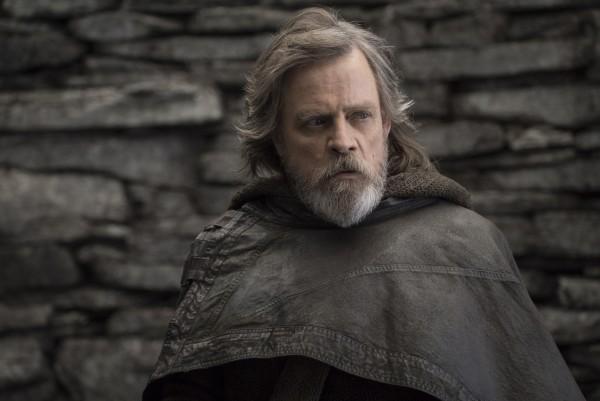 Star Wars The Last Jedi Review Mark Hamill