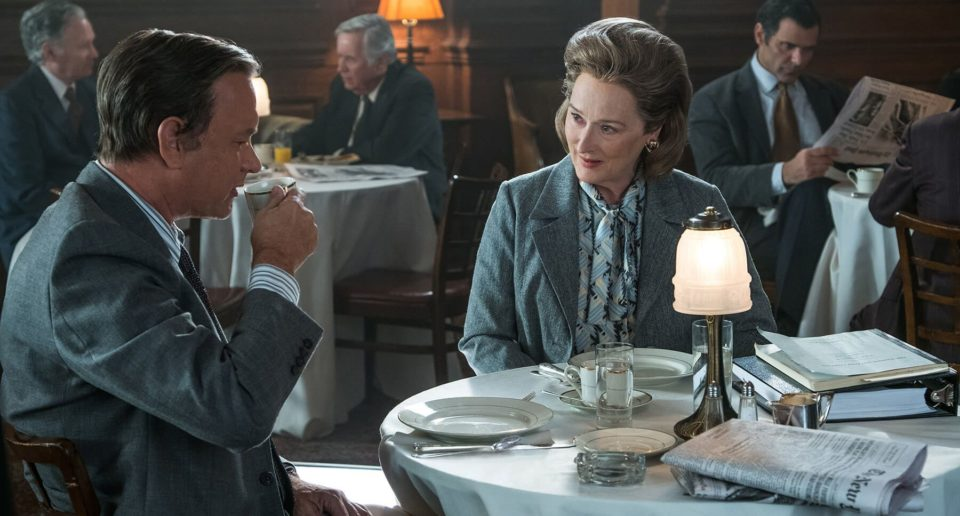 The Post Tom Hanks Meryl Streep