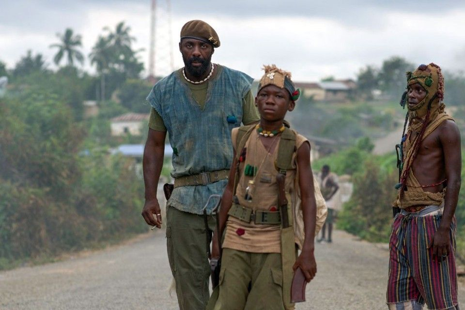 Beasts of No Nation Netflix