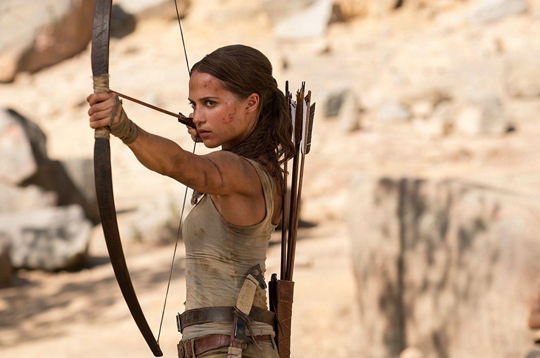Tomb Raider Review 2018 Film