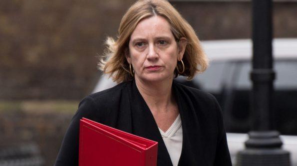 Amber Rudd Resignation