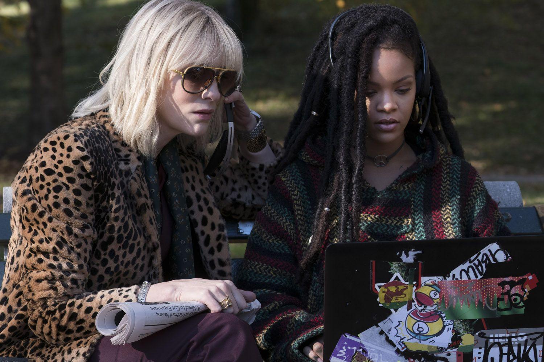 Oceans-8-Review-Rihanna-Cate-Blanchett