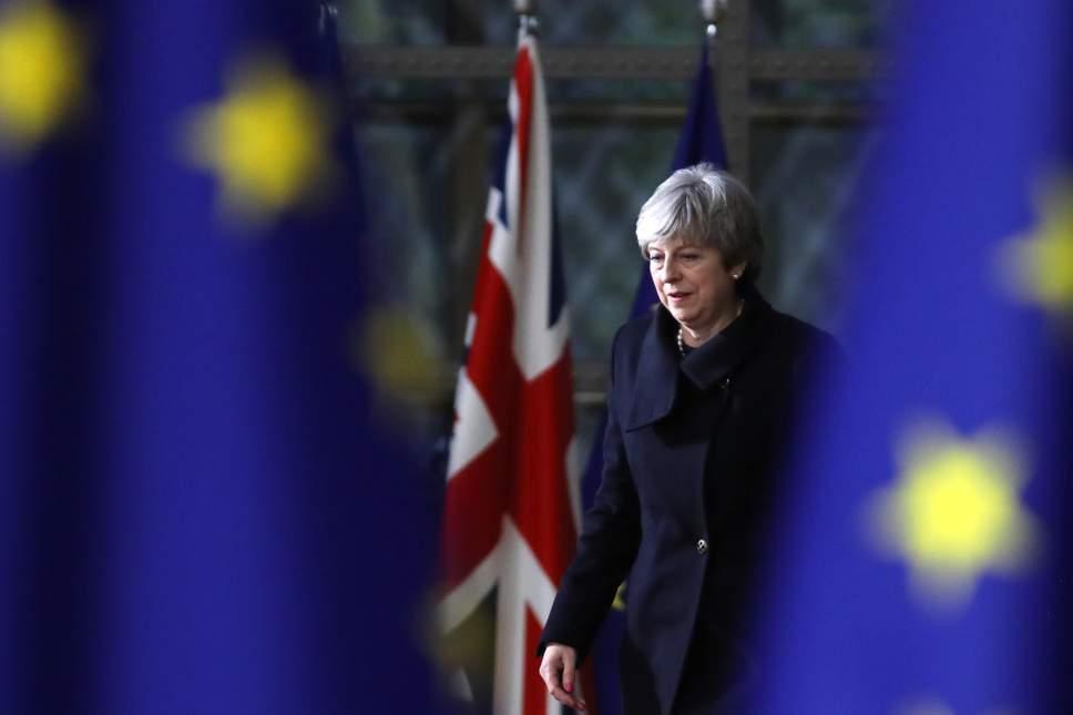 Politics update 22.02.2019 May No Deal Brexit