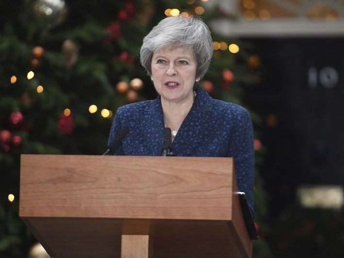Politics update 13.12.2018 Theresa May Wins No Confidence Vote