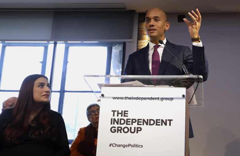 Seven Labour MPs resign from party