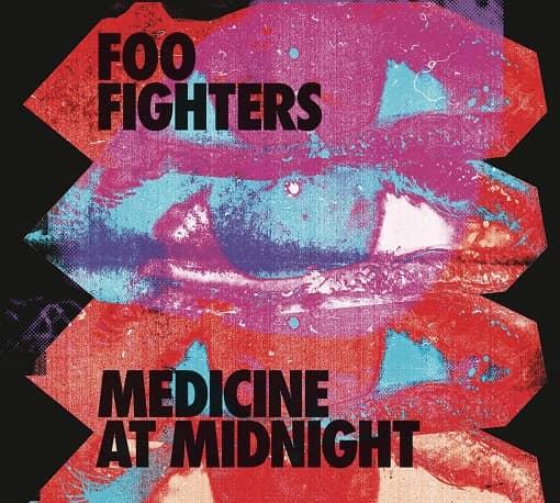Foo Fighters Medicine at Midnight album cover