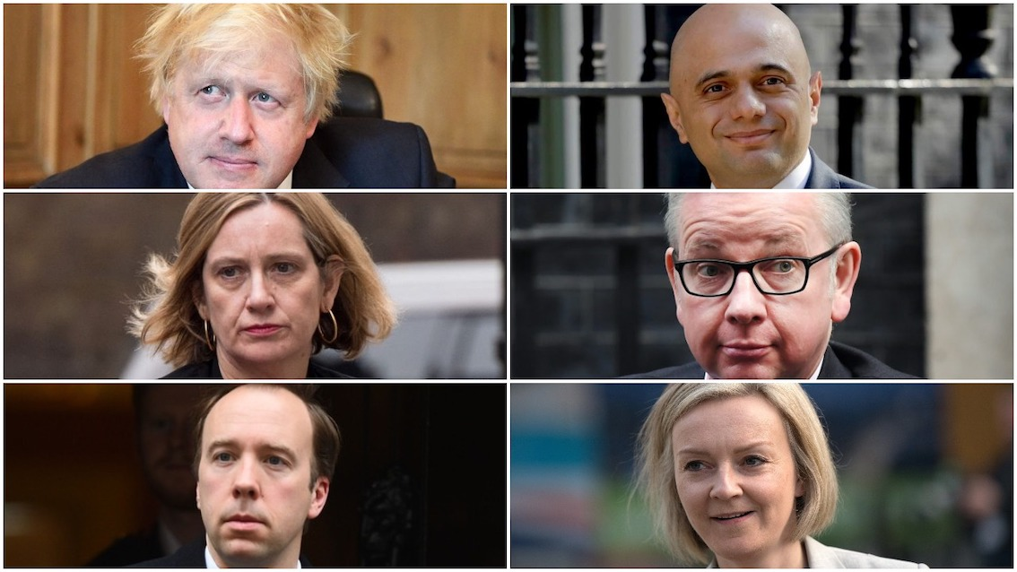 Who Next Tory Leader
