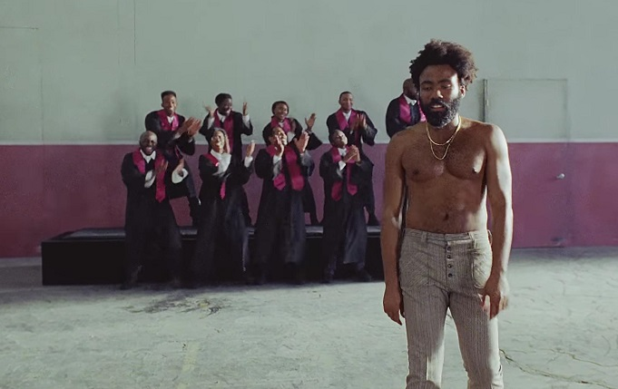 This is America Childish Gambino