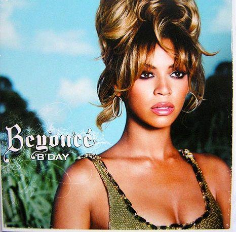 B'Day Beyonce album