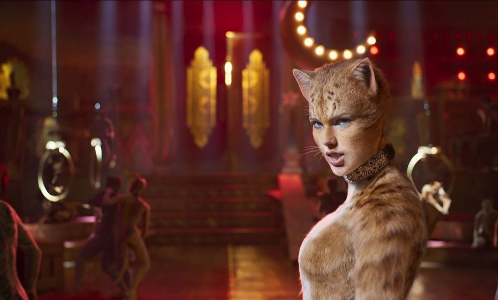 Cats review , a crushing failure on pretty much every front