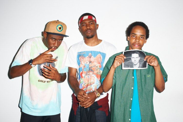 Frank Ocean with Odd Future
