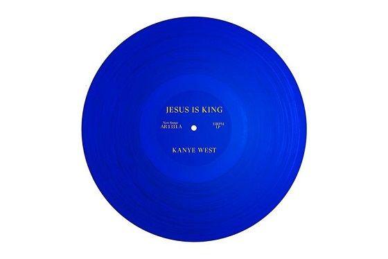 Jesus is King album
