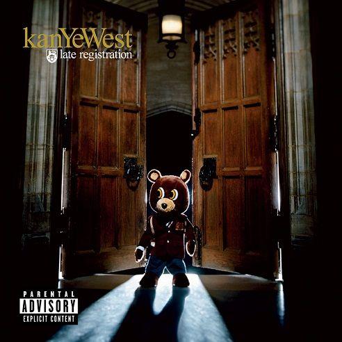 Kanye West Late Registration