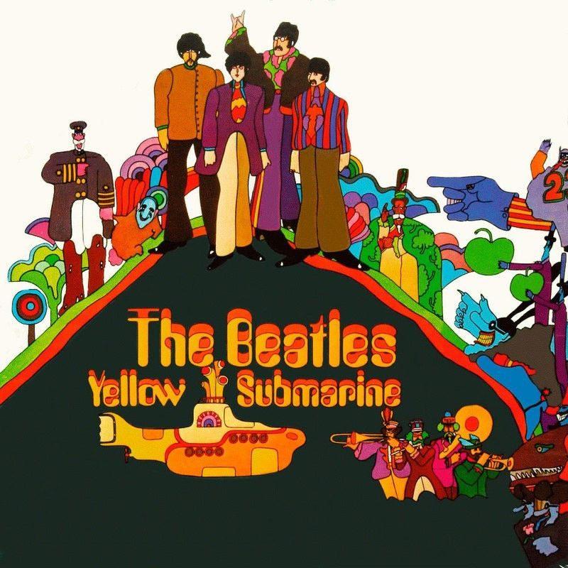 The-Beatles-Yellow-Submarine