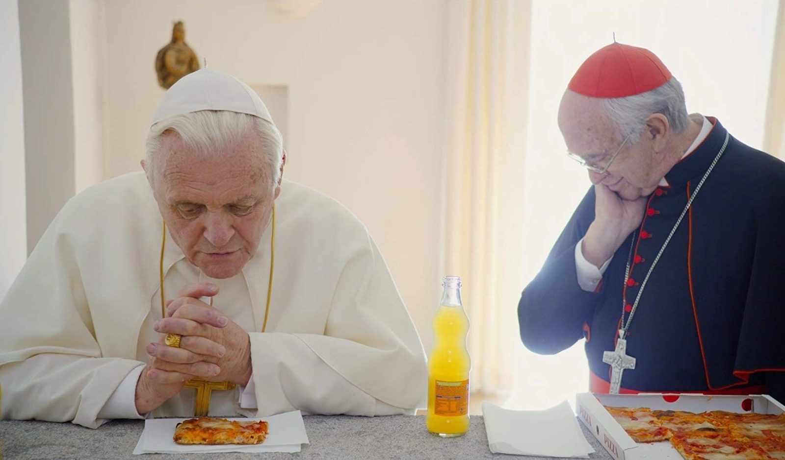 Image result for two popes
