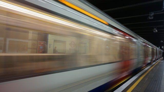 Commuting London underground