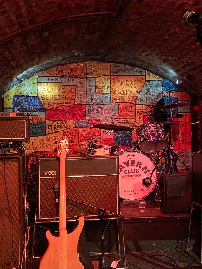 The Cavern Club The Beatles