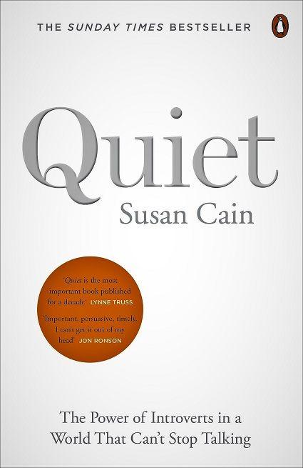 Quiet Susan Cain