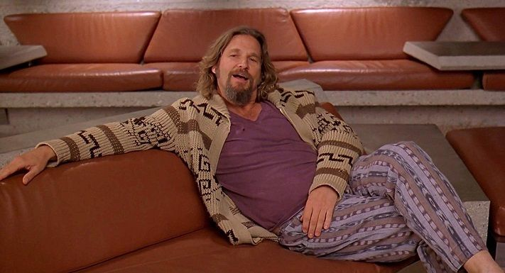 The Dude outfit The Big Lebowski