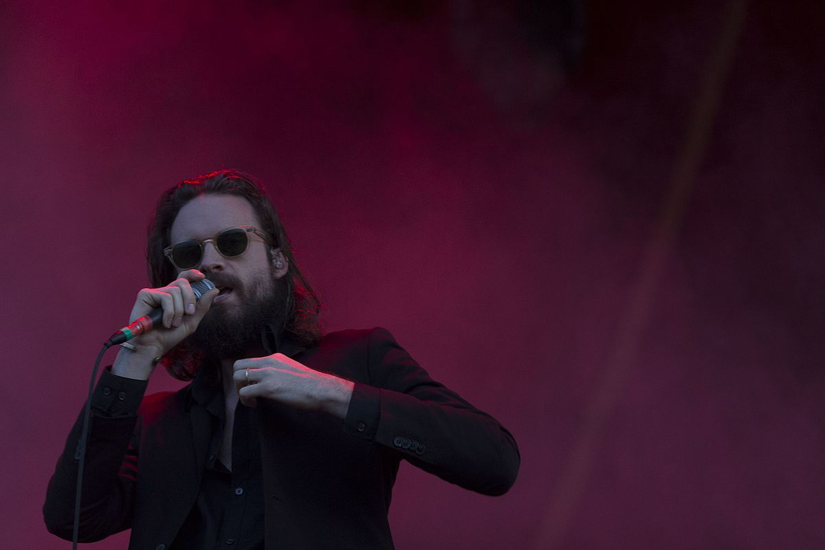 Father John Misty Profile
