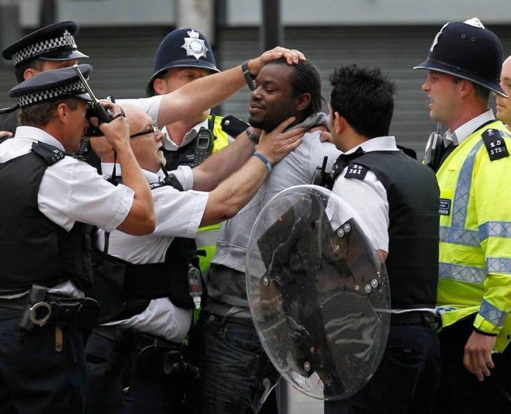 Police Brutality UK