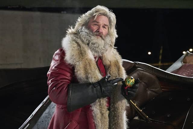 Christmas Chronicles part 2 Netflix