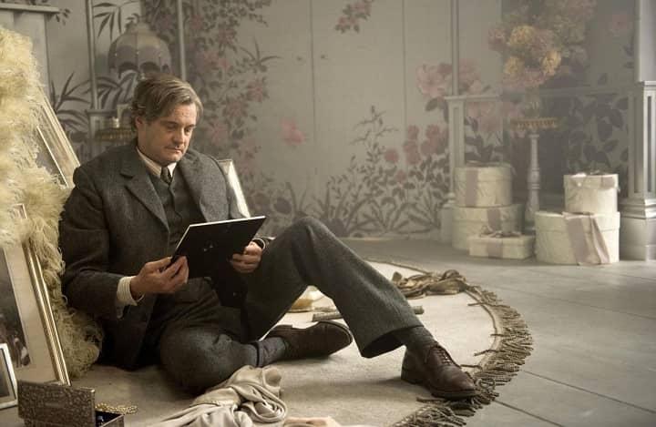 Colin Firth in The Secret Garden