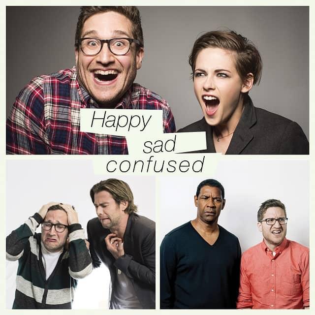 Happy Sad Confused podcast