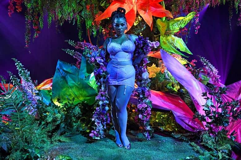 Paloma Elsesser Rihanna Savage X Fenty Show Vol 2