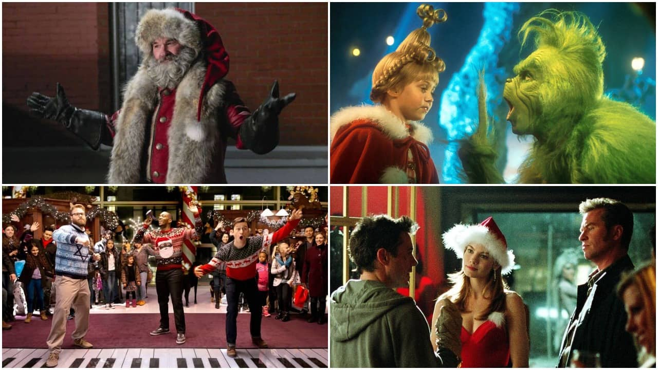 25 days of Christmas Films