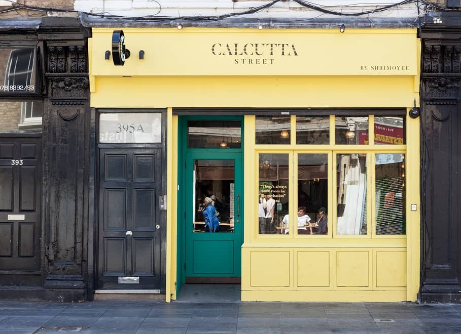 Calcutta Street review Brixton