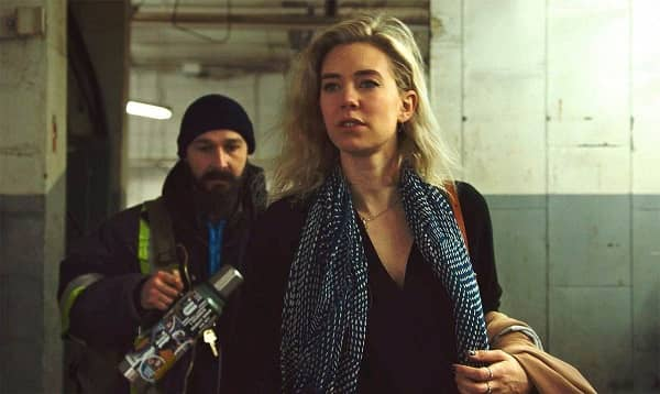 Vanessa Kirby and Shia LaBeouf in Pieces of a Woman