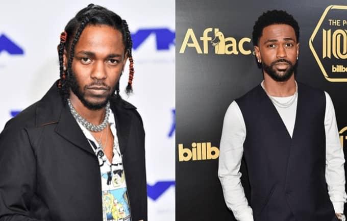 Kendrick Lamar and Big Sean