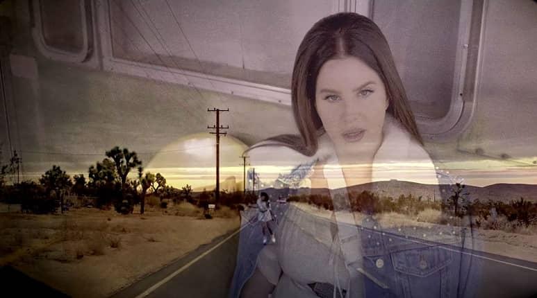Lana Del Rey White Dress music video