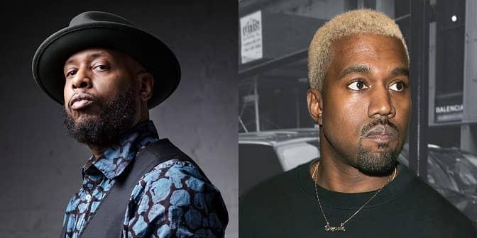 Talib Kweli Kanye West