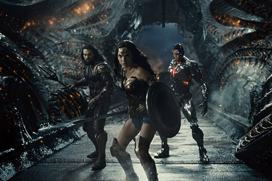 Zack Snyder's Justice League review 2021