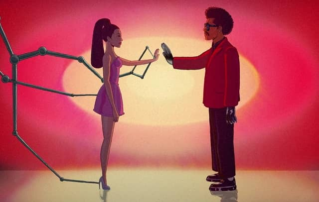 Save Your Tears Ariana Grande remix