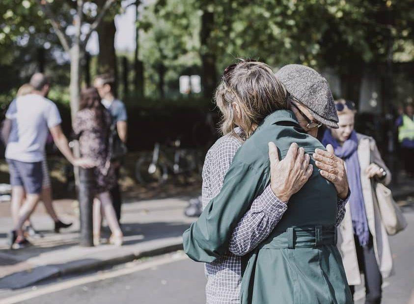 Companionship benefits older generation