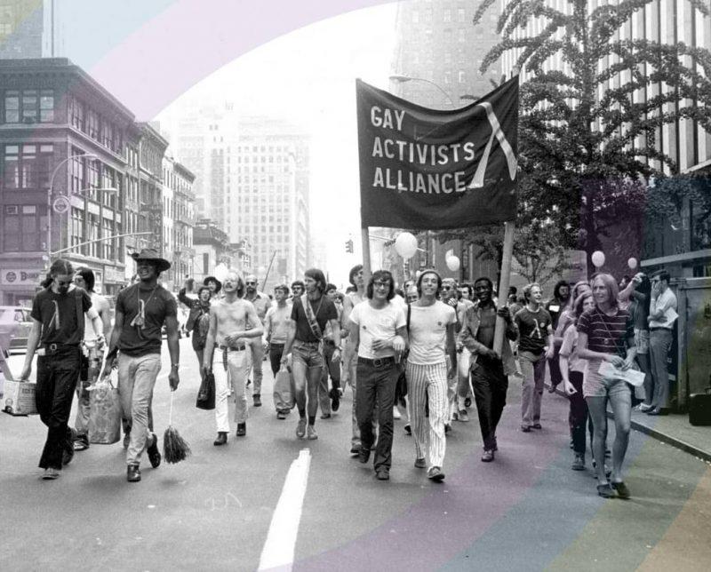 History of Gay Pride LGBTQ