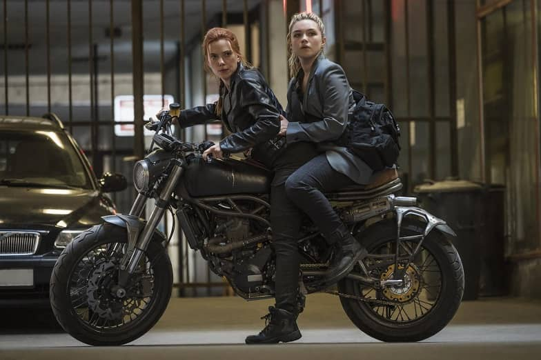 Black Widow film review 2021