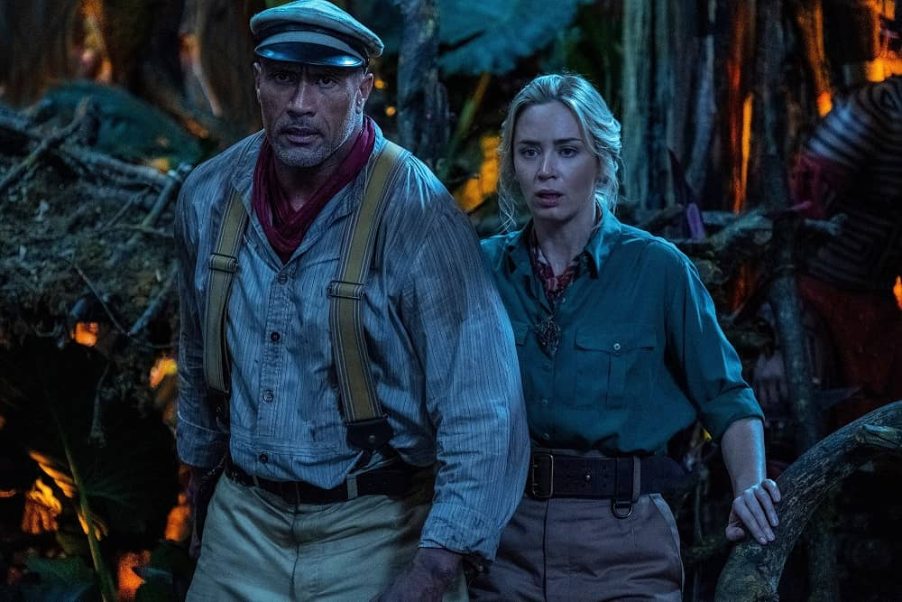 Jungle Cruise review 2021